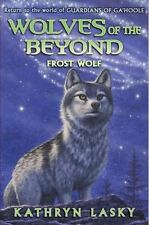 Wolves of the Beyond #4: Frost Wolf (Hardback or Cased Book)