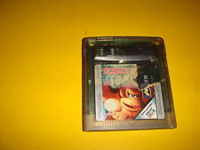 game boy color donkey kong country nintendo