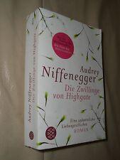 Die Zwillinge von Highgate von Audrey Niffenegger (2011, Taschenbuch)