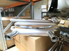 VW BEETLE KARMANN GHIA GT STYLE EXHAUST SYSTEM GALVANIZED STAINLESS TIPS