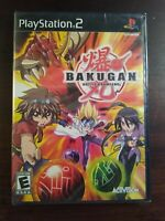 Sony Playstation 2 Bakugan Battle Brawlers PS2 Game Sealed NEW Mint First Print