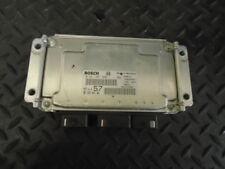 2004 CITROEN C3 PLURIEL 1.6i 16 V SENSODRIVE 2DR Engine ECU 9656984180