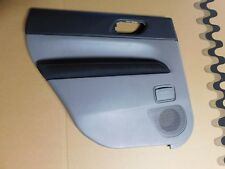 USED 2005 SUBARU FORESTER XT LUXURY REAR LEFT DOOR TRIM GREY