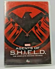 DVD Marvel Agents Of S.h.i.e.l.d. Season 2 ( Dvd, 2014 ) New sealed !