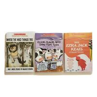Scholastic Storybook Treasures DVD Lot of 3 Where The Wild Things Are, etc.