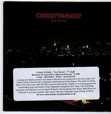 (FG855) Christy & Emily, Two Rooms - 2014 unopened DJ CD