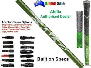 Aldila NV NXT Driver FW Shaft 55/65 /75/85 A R S X Flex +Adaptor Sleeve Tip+Grip