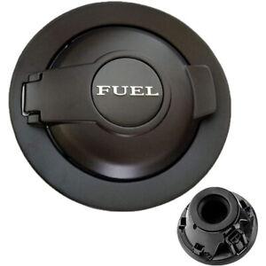 Fuel Filler Gas Door Vapor Edition Matte Black for Dodge Challenger 2008-2019