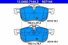 Kit de plaquettes de frein MG MG ZT MG ZT  MG ZT- T, ROVER 75 (RJ) 75  (RJ) 75 T