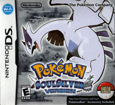 Pokemon: SoulSilver Version (Nintendo DS, 2010)