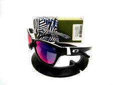 Oakley Sunglasses Shaun White Jupiter LX Polished Black w Red Iridium 24-144