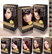VERONA RYANA PRECIOUS ARGAN OIL HAIR COLORING CREAM COVERS GRAY HAIR