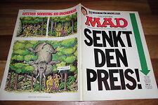 MAD # 80 -- POIROT: MURKS im ORIENTEXPRESS / 3 bewährte MAD-Einschlafmethoden