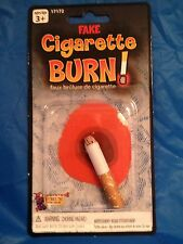 Fake Cigarette Burn - Jokes,Gags,Pranks - Fake Burn - Theatrical or Magical Prop