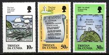 Ships, Boats Decimal Tristanian Stamps