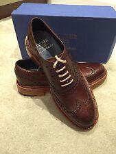 Barker Brogues Round Formal Shoes for Men