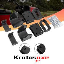 "4"" Block Golf Cart Lift Kit for EZGO TXT/Medalist Gas Models (1994.5-2001.5)"