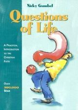 Questions of Life by Nicky Gumbel (1996, Paperback)
