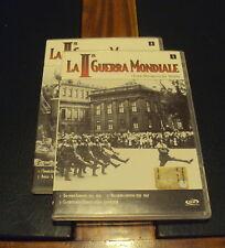 WW2 DVD La II° Guerra Mondiale (The Wold at War) - Vol. 1 - Come Nuovo *RARO*