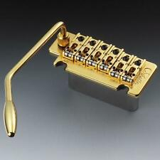 Schaller 13060537 Tremolo 2000 Assembly Gold, 37mm, No Nut