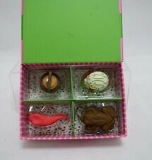 Honeydukes Eraser Set - 4 Harry Potter sweet replicas, boxed (SW120)