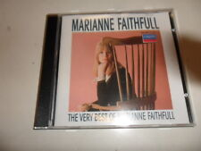 CD  Marianne Faithfull  ‎– The Very Best Of Marianne Faithfull