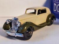 DG MODELS  (GB)  Bentley Streamline  1934 Handmade EARLY DG model RARE FIND