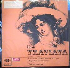 Verdi/Dery/Ilosfalvy/Gardelli    La Traviata, Highlights     Qualiton