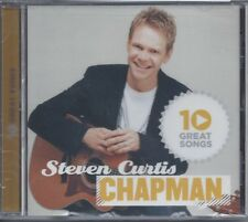 Steven Curtis Chapman-10 Great Songs CD CCM Brand New Factory Sealed