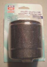 4 rolls rite aid MULTI-PURPOSE SPORTS PRE-WRAP LATEX FREE 2.75 in x 25 yds EACH