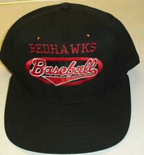 Fargo Moorhead Redhawks Minor League Baseball Vintage 90s Snapback hat -(NEW!)--