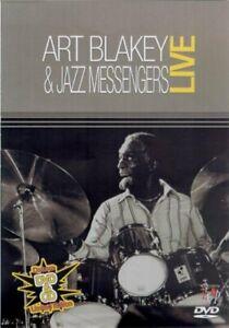 Art Blakey And Jazz Messengers Live [DVD]