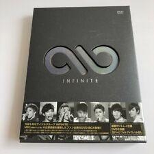 MY K-STAR INFINITE MBC COLLECTION 2 DVD+32P Booklet w/OBI
