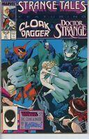 Strange Tales 1987 series # 7 very fine comic book