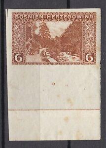 Bosnia Herzeg - 1906 -  Michel 33 U - MH
