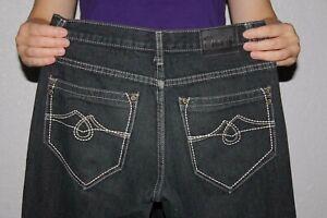juniors   Fiend  Dark denim  jeans  size 18   29 x 30
