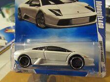 Hot Wheels Lamborghini Murcielago Dream Garage White