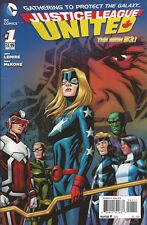 JUSTICE LEAGUE UNITED #1 - DC COMICS NEW 52