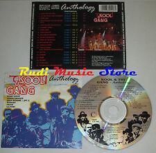CD KOOL & THE GANG Anthology 1991 eec DELITE VSOP CD 168 lp mc dvd