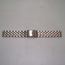 Cinturino acciaio  morellato mod. stainless steel ansa 17 fibbia pieghevole  b59
