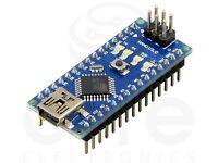 Arduino Nano V3.0 ATmega328P with Mini USB Wire Cable