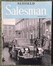Groupe Nuffield salesmans guide printemps 1955 (vente à la police / Caravane info)