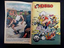 MONELLO 1969 n° 26 - OTTIMO - ARTICOLO SU PAOLA PIGNI E NICO FIDENCO