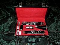 Clarinet Ideal Paris France La Paree Czechoslovakia