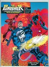 Punisher Anniversary Magazine #1 February 1994 FN
