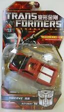"""SWERVE Transformers Generations 5"""" inch Deluxe Class Autobot Figure China 2012"""