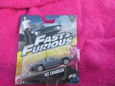 FAST AND FURIOUS ICE CHARGER NEW ON CARD 1/55