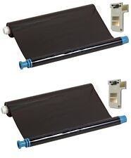 2x compatible encre - Film faxfilm remplace PHILIPS PFA351 AVEC PUCE