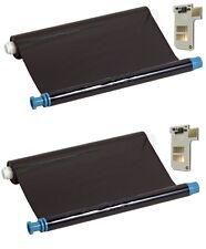 2x compatible Lámina Tinta faxfilm sustituido PHILIPS PFA351 con chip