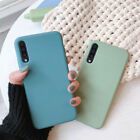 For Huawei Phone Back Skin Ultra Slim Shockproof Soft Silicone Rubber Case Cover